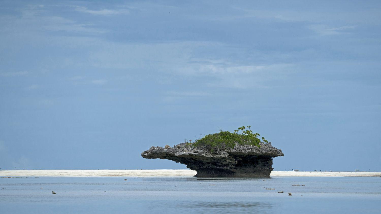 Inselgruppe mit Weltnaturerbe